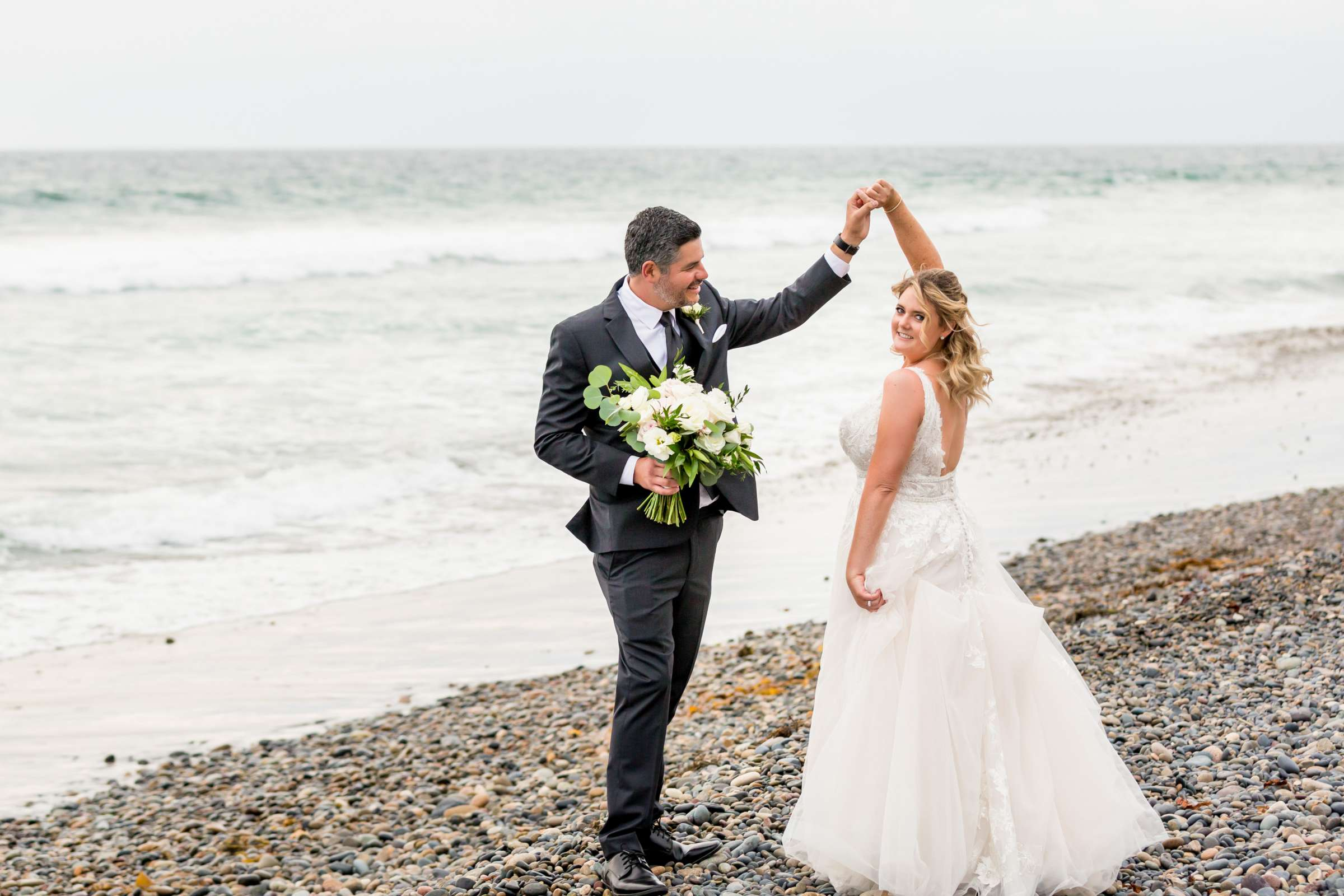 Cape Rey Carlsbad, A Hilton Resort Wedding, Michelle and Justin Wedding Photo #33 by True Photography